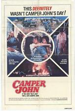 CAMPER JOHN Movie POSTER 27x40