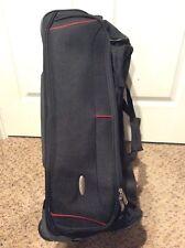 """SAMSONITE 24"""" Wheeled Duffel Bag Black EUC"""