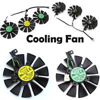 T129215SU / SM 12V Graphics Card Cooler Fans for ASUS Strix GTX 1060 1070 1080