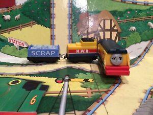 thomas the tank engine trackmaster trains Rebecca