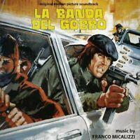 La Banda Del Gobbo (Franco Micalizzi) CD - Digtmovies - Nuovo