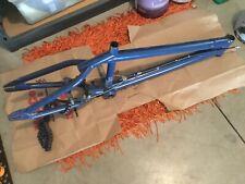 Terrible One T1 Barcode BMX bike frame