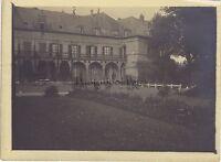 Gran Edificio Foto Aficionado Vintage Analógica Aprox 1900