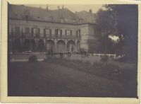 Grande Costruzione Foto Amateur Vintage Analogica Ca 1900