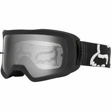 2020 Fox Racing Motocross Riding Main 2 Goggle Black MX ATV UTV MTB Offroad Dirt