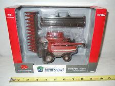 Massey Ferguson 9795 Combine 2015 Pennsylvania Farm Show  Dusty Version