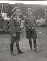 WW 2 + General Oberst L. Rendulic Oberbefehlshaber 2. Pz. Armee Balkan Tirana 43