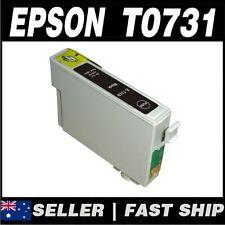 1x Black T0731 73N Compatible Ink for PRINTER TX200/210 TX300F TX400 TX410 TX550
