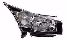 2011 2012 CHEVY CRUZE HEADLIGHT LAMP PASSENGER RIGHT SIDE RH