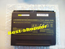 New Genuine M980BAT-4 6-87-X810S-4X5 Battery For Clevo X8100 M980NU akku