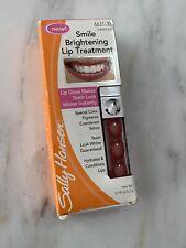 Sally Hansen Smile Brightening Lip Treatment Luminous 6631-30 NIB