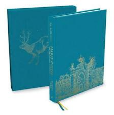 Harry Potter and the Prisoner of Azkaban Deluxe Illustrated Slipcase Edition by