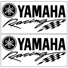 2 Yamaha Racing Decals~Yamaha Logo Sticker~12 Colors Available~Free Shipping