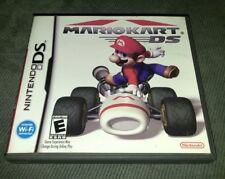 Mario Kart DS (Nintendo DS, 2005) D's 3Ds 2Ds