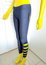 DAVID LERNER Cut-Out Leggings Size S NWT Retail $168.00!!