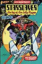 Starslayer 7. First Comics 1983.  SF45