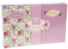 Home Street Notebook Address Book Set Great Value Ideal Gift for Any Age