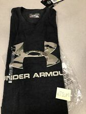 NWT Under Armour Men's Camo Fill Logo Hunting Graphic T-Shirt All Size