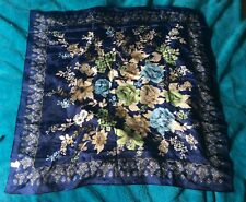 Beautiful Scarf  - 31x31 inches approximately. Very colourful