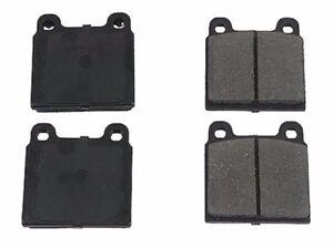 For 63-65 190c 66-74 220SE 70-72 250C 75-83 911 Front Ceramic Disc Brake Pad New