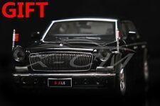 Car Model 1:32 Hongqi L5 Parade Car (Black) + SMALL GIFT!!!!!!!
