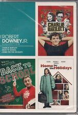 ROBERT DOWNEY JR COLLECTION 3 MOVIE SET (DVD, 2010, 3-Disc Set) NEW