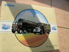 Corgi 1/50 Coffret 2 Camions Foden 8 roues citerne Bedford O caisse