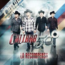 La Recompensa by Calibre 50 (CD, 2013, Disa) NEW