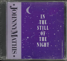 JOHNNY MATHIS In the Still of the night PROMO CD SEALED