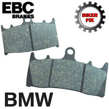 BMW F 800 R Chris Pfeiffer Edition 09-11 EBC Delantero Pastillas De Freno Pad FA244