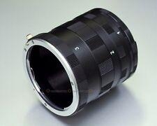 Macro Extension Tube Ring For Canon EOS 7D 70D 6D 60D 700D 100D 1200D T5i T4i T3