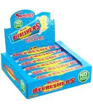 Swizzels Original Refreshers barras masticables x 60 Bolsa Fiesta Rellenos dulces caja carro