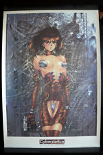 GHOST in the SHELL CYBERDELICS VINTAGE 1000 EDITIONS ANIME POSTER JP 98x68cm4727