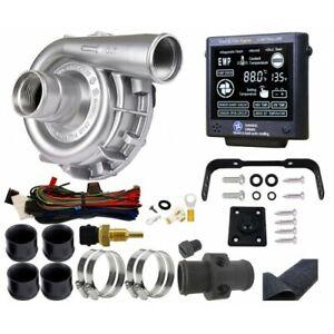 Davies Craig EWP115 Alloy Electric Water Pump & Digital Controller Kit 12v 8950