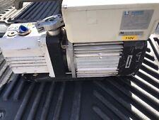 Leybold D1 Trivac Vacuum Pump 110v