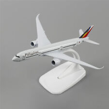 New 16cm Aircraft Plane A-350 Air Philippines Airlines Diecast Model