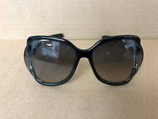 Tom Ford Oversized Open Side Black Sunglasses