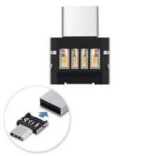 5PCS USB-C 3.1 Type C Male To USB Female OTG Adapter Converter For Tablet Phone_