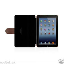 Macally Bookstand Case Cover Stand For iPad Mini - Blue Auto Sleep/Wake NEW