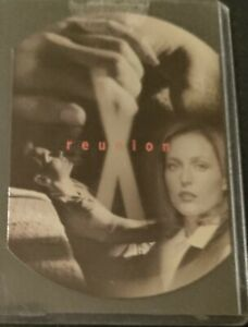 Inkworks X-Files R1 chase card Reunion oblong shape rare m/nm