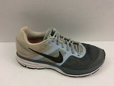 faa2f931f08 Nike Pegasus 30 Womens 11 Med Gray Blue Sneakers Shoes Running Zoom  599392-404