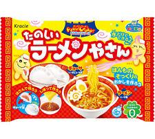 Vendeur Britannique japonais Bonbons kracie Popin Cupcakes Ramen À faire soi-même Kit Candy nouilles
