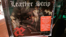 LEATHERSTRIP - Aeppreciation ll CD songs of Adam & Ants Soft Cell Dead or Alive