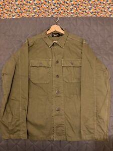 RRL Military Overshirt