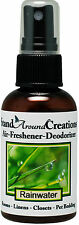 Premium Concentrated Air Freshener - 2oz - Scent: Rain Water / Room Deodorizer