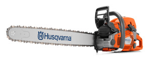 Husqvarna 572 XP Chainsaw 966 73 31-08 Comes with 24 inch bar and tool
