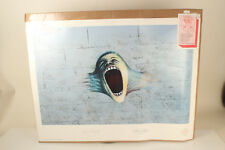 """Pink Floyd - P/Signed & Numbered Lithograph - The Wall - 19.5"""" X 26"""""""