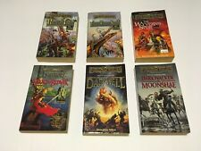 FORGOTTEN REALMS Book Lot R.A. Salvatore & Others  X6