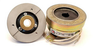 Inertia Dynamics High Torque SL26 Electromagnetic Clutch 12V DC 80 lb-in tq 1/2""