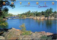 Alte Postkarte - Ontario Canada